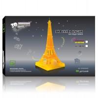 Эйфелева башня на подставке со светом и музыкой XL