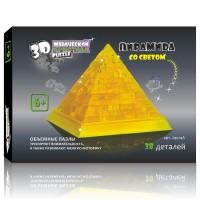 Пирамида со светом